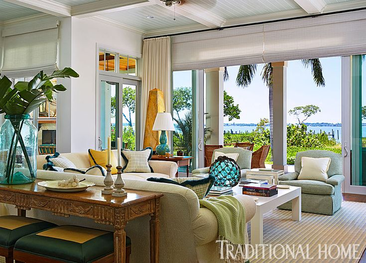 florida home interiors. Colorful Florida Beach Home Designed by Gary McBournie  55 best design images on Pinterest Miami