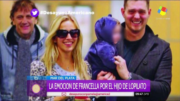 Francella y una visita a Darío Lopilato para celebrar la recuperación de...