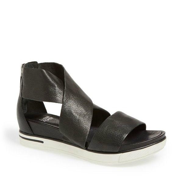 Eileen Fisher platform sandals