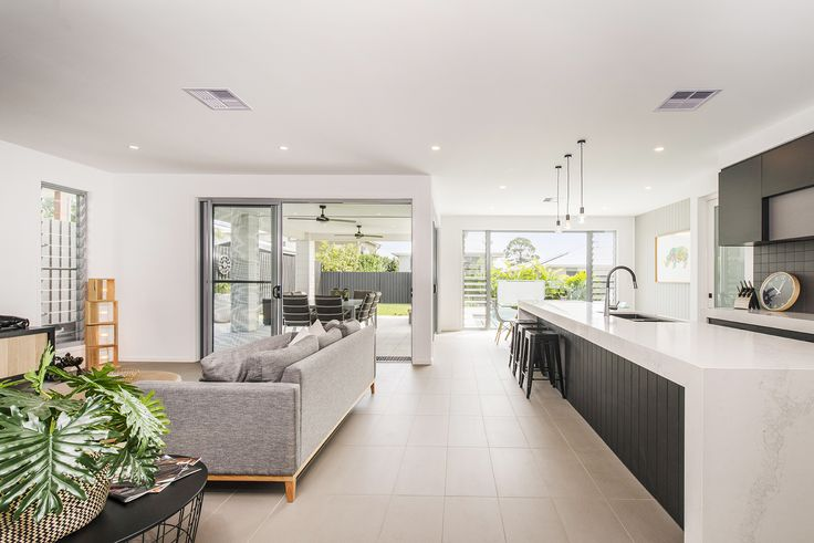 CANNON HILL 138 Erica Street...Stylishly designed for relaxed Brisbane living, this exceptional residence offers an impressive lifestyle among a peaceful Cannon Hill neighbourhood.