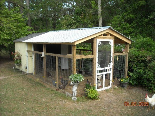 The most fab chicken coup ever!