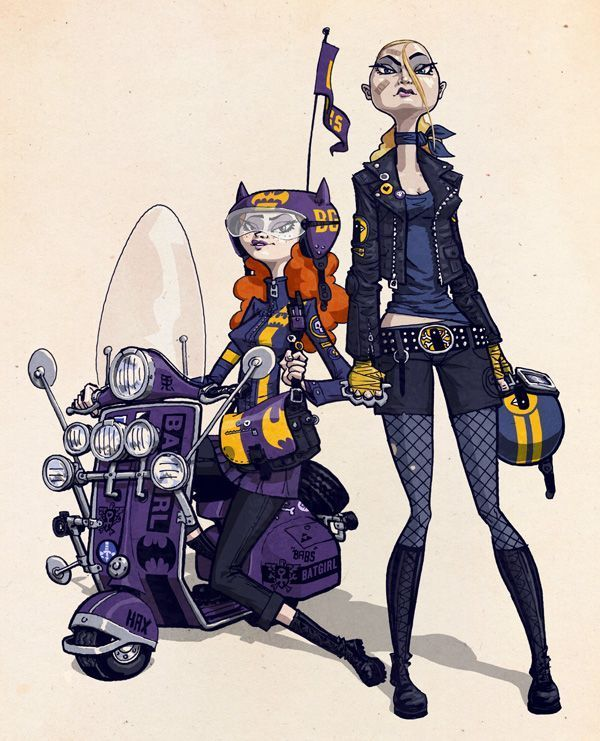 Latest Free Birds Of Prey Fanart Strategies Birds Of Prey Are Within A Wide Sele Latest Free Birds Of Prey Fanart In 2020 Batgirl Character Design Birds Of Prey