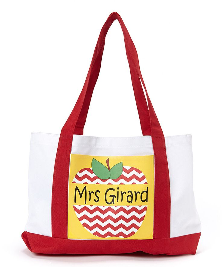 office gifts for dad.  for look at this zigzag apple teacher personalized tote on zulily today  giftsapples intended office gifts for dad