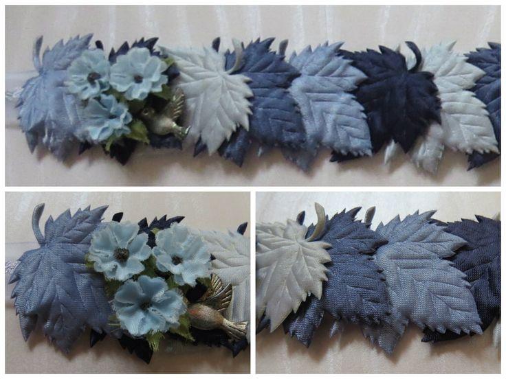 Liga hojas azules