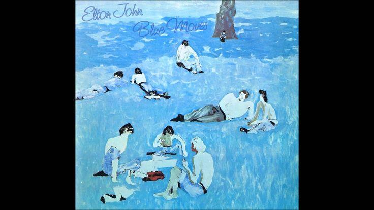 Elton John — 'Tonight' (Blue Moves)