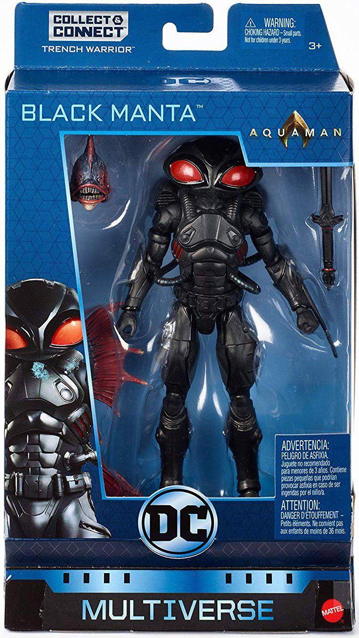 DC Multi-Univers Steppenwolf BAF//CNC complet Figurine Justice League MATTEL