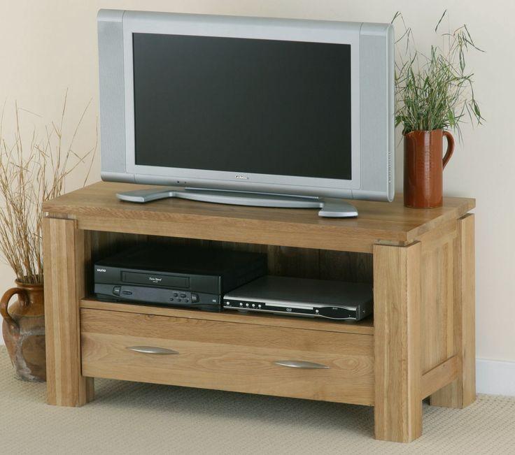 Galway Solid Oak Funiture Range Oak TV Stand   Oak Furniture Land www.oakfurnitureland.co.uk
