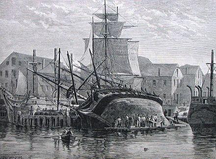 Der Seeverkehr, den Bremen um das Jahr 1700 abgewickelte, benutzte weiterhin die aus der Hansezeit bewährten Routen.