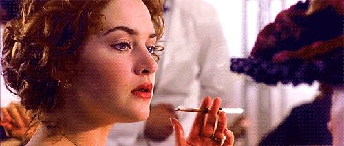 KW in Titanic. Hated this film for most of my life, now I can see its merits. Which are Rose's wardrobe.
