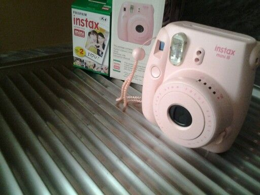 My poloraid camera :)