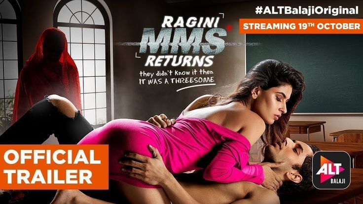 awesome RAGINI MMS RETURNS   Official Trailer (HD)   Streaming 19th October