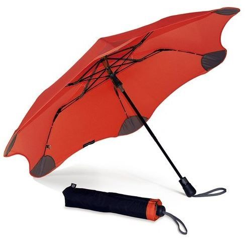 Red XS Metro Umbrella - Gifts for Her | Ladies Bags & Scarves - BLUNT