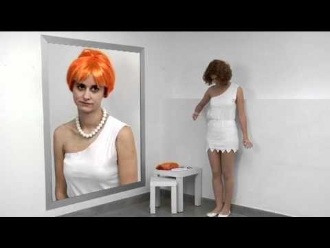 Cómo vestirse de Wilma Picapiedra - YouTube