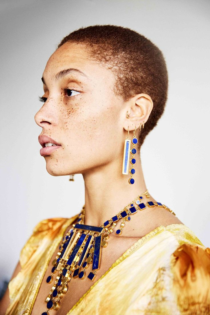 Ethical jewelry: Pippa Small SS16 jewelry made in Kabul, Afghanistan