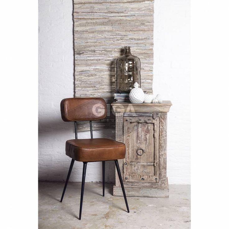 Vintage,Industrieel en retro stoelen nu bij Giga meubel