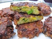 Heerlijke en makkelijk te maken courgettekoekjes. Het heet van Turkse origine te zijn. En dat is een uitstekende keuken.