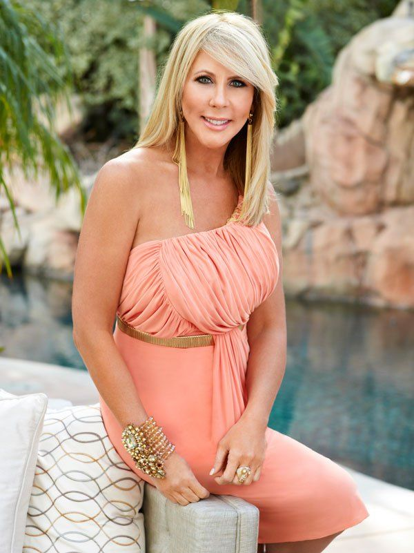 """Vicki Gunvalson has been a prominent fixture on """"The Real Housewives of Orange County"""" for nine seasons. Description from nypost.com. I searched for this on bing.com/images"""