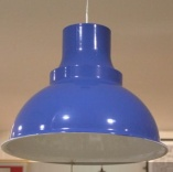 Retro ceiling light, click to blog for where to buy