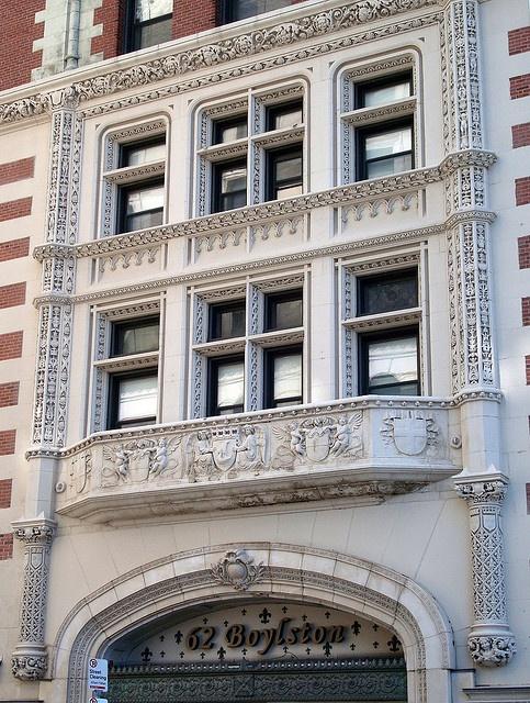 :)Boylston Street, Cities Scapes, Budowl Architektura, 62 Boylston, Architektura Style
