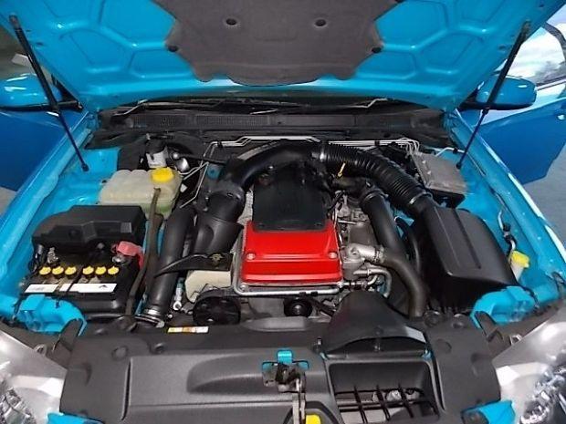 2010 Ford Falcon FG XR6T