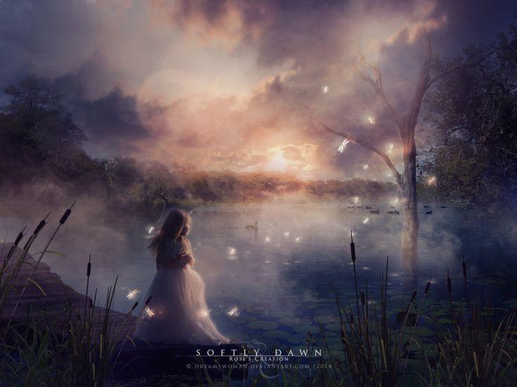 Softly Dawn by dreamswoman on DeviantArt