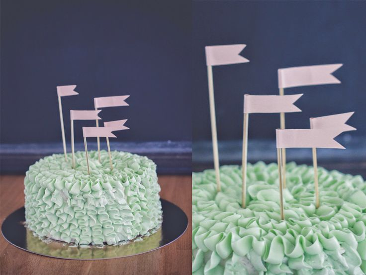Это жизнь, детка: Торт с Рюшами/ Ruffle cake (с ванильным и шоколадн...