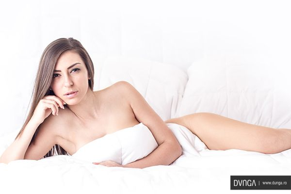 Beauty Photography by Claudiu Dunga, via Behance