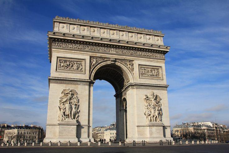 Arc de Triumf - Paris