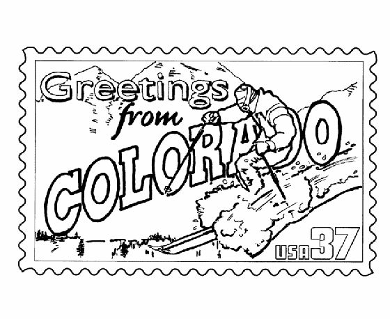 colorado rockies logo coloring pages - photo#19