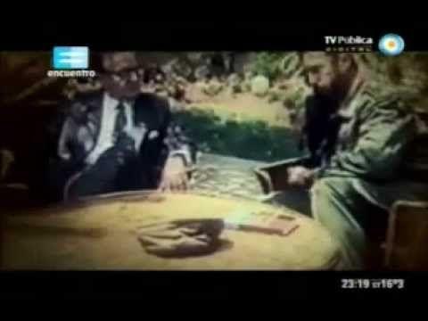 El diálogo de América - Conversaciones entre Salvador Allende y Fidel Castro