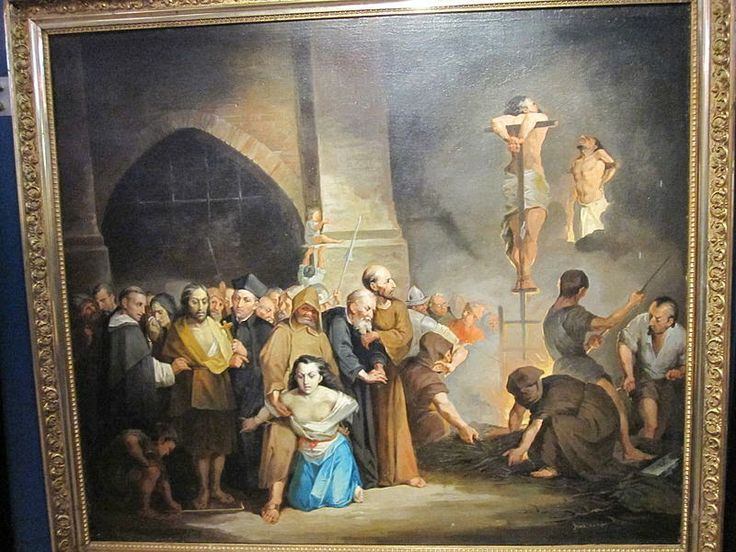 The Inquisition – Judicial System of the Roman Church