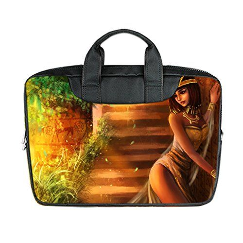 New Trending Briefcases amp; Laptop Bags: JIUDUIDODO Elegant Egyptian Woman 17 Inch Laptop Waterproof Hand Shoulder Bag(Twin Sides). JIUDUIDODO Elegant Egyptian Woman 17 Inch Laptop Waterproof Hand Shoulder Bag(Twin Sides)   Special Offer: $38.99      266 Reviews The specially designed computer bag. Sizes for 10 inch, 11 inch,13 inch, 15 inch, 15.6 inch, 17 inch laptops. custom laptop bags come in six sizes to fit your...