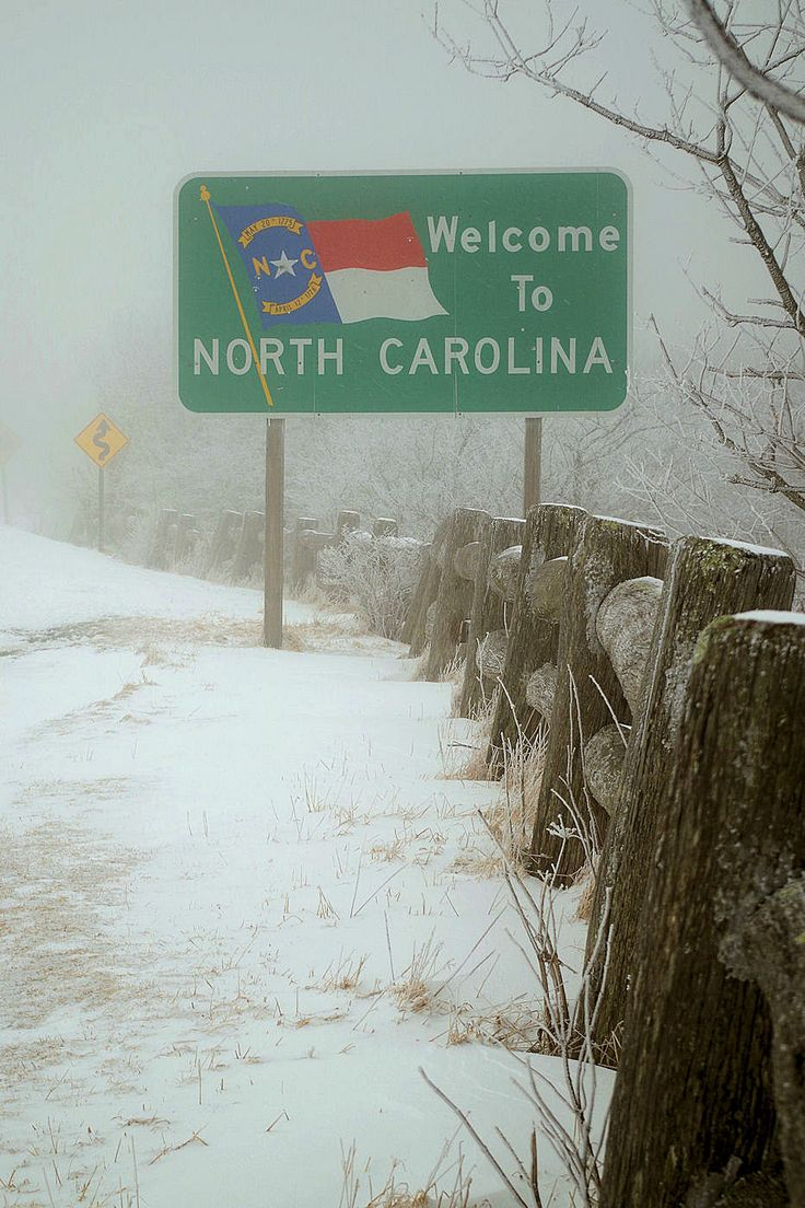 46 Best Snow In North Carolina Mountains Images On