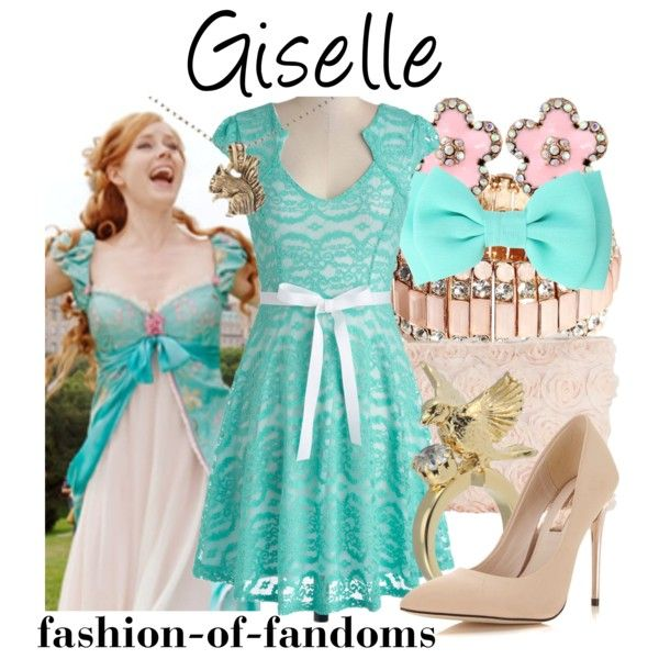 """""""Giselle"""" by fofandoms on Polyvore"""