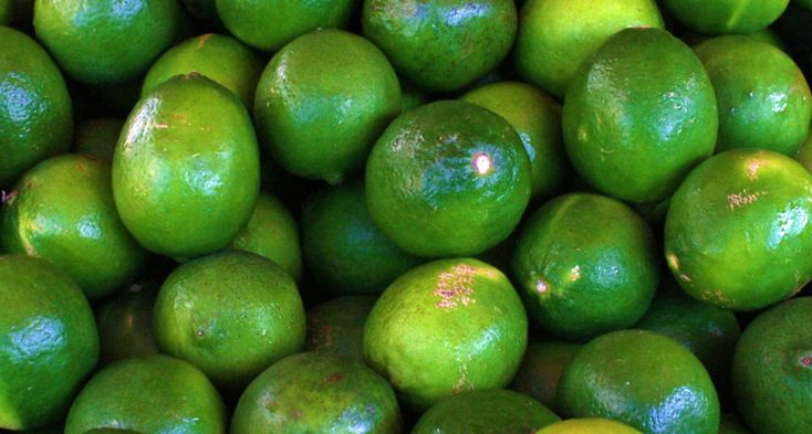 Fresh at the markets: Limes- InDaily