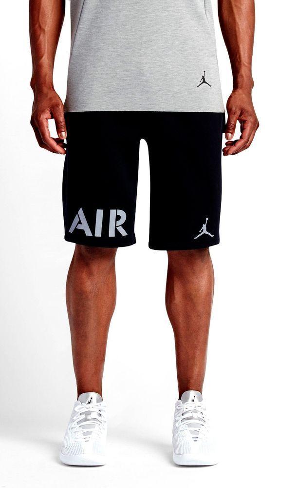 137dc75c1fcfba Nike Jordan Retro 5 Fleece Men s Basketball Shorts 835376 Was  70   ArnoldSports  ArnoldClassic2018  ArnoldClassic  Fitness  Sports  Athletics