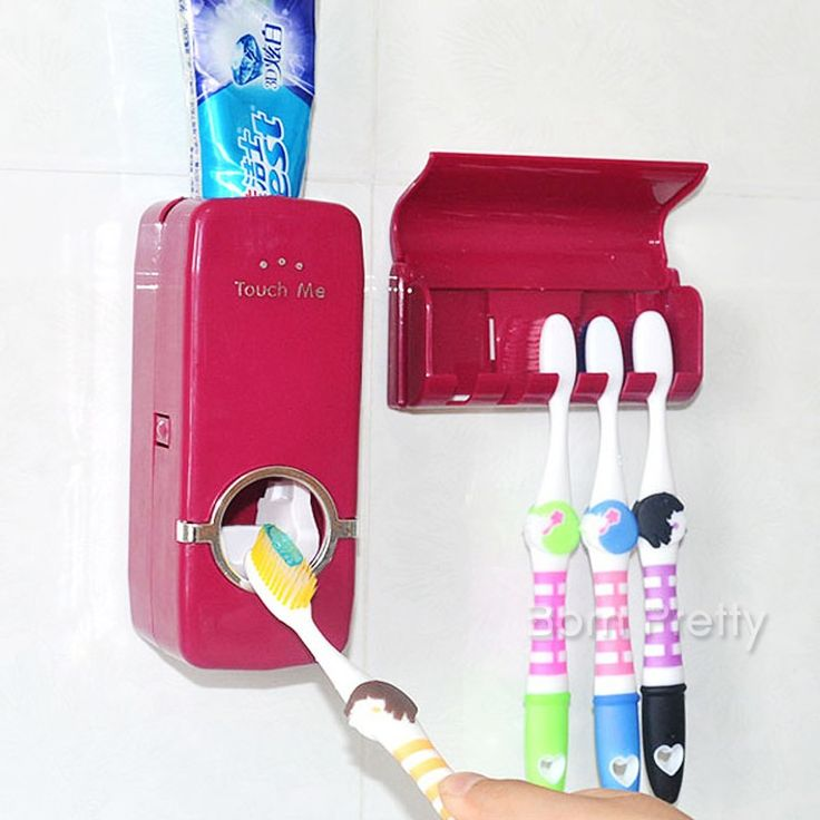 Best 25 Wall Mounted Toothbrush Holder Ideas On Pinterest