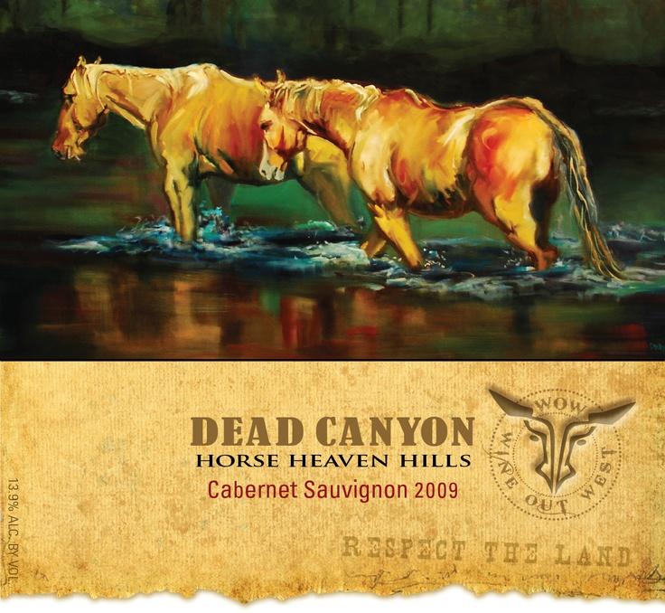 Dead Canyon (Horse Heaven Hills) Cab Sav