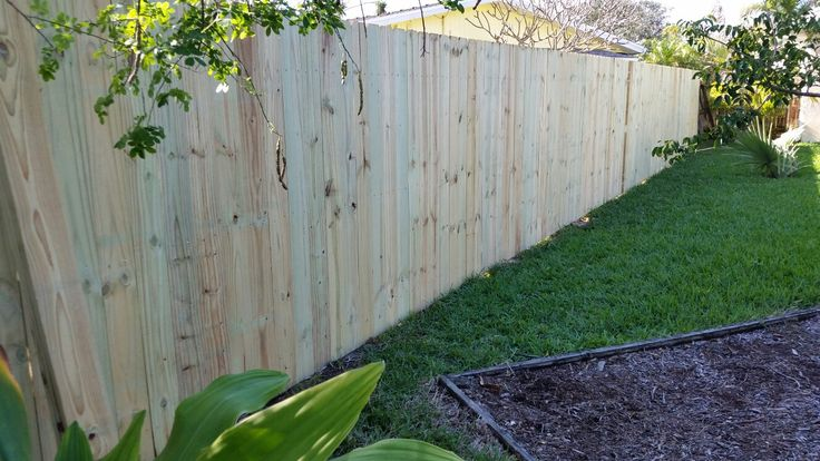 Finished product turned out great. Stevens Fence Builders is now live on Pinterest!