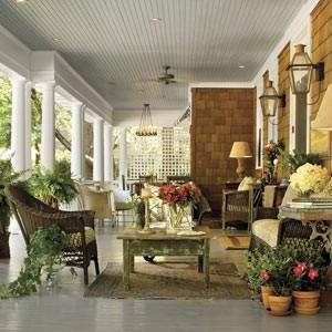 Best Home Porches Images On Pinterest Back Porches