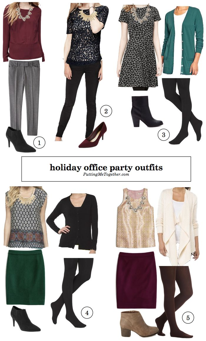 0afaa243b287 Style Tips: Holiday Office Party Outfits (Putting Me Together) | fashion | Holiday  party outfit, Office holiday party, Putting me together