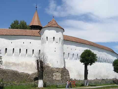 Iglesia fortificada de Prejmer 12 Rumania
