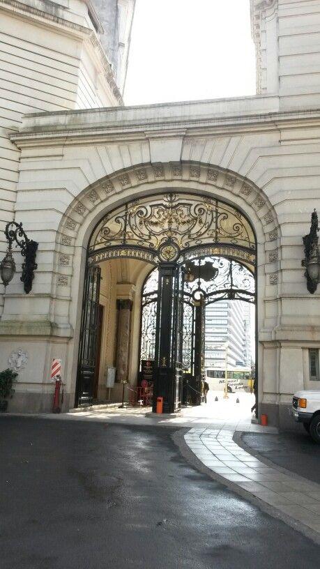 Palacio Paz, Buenos Aires, Argentina.
