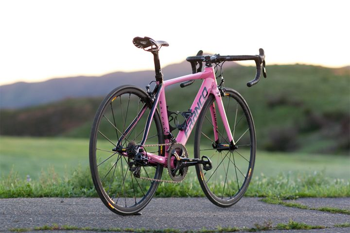 Franco Bici Rosa
