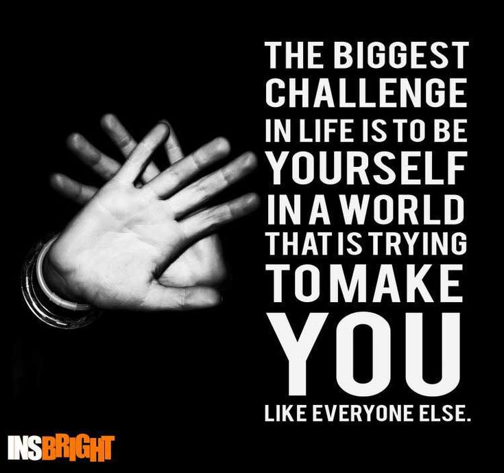 Good Quotes About Being Yourself: 31 Best Famous Being Different Quotes And Sayings Images