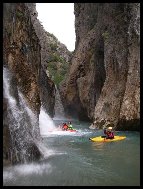 Alara river rafting , Turkey
