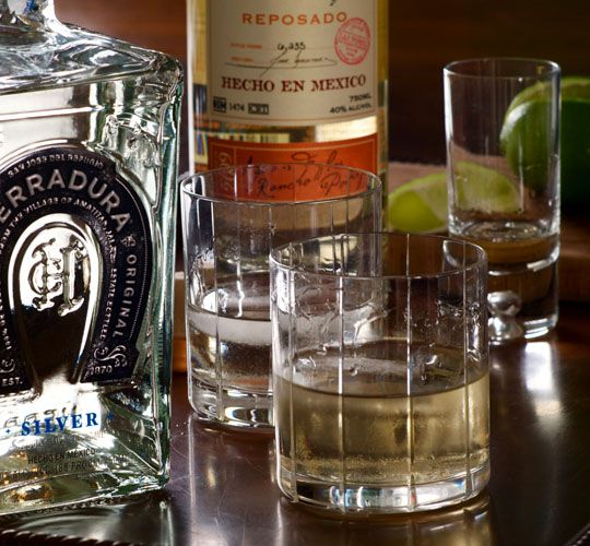 Sipping tequila, so simple, so smooth, and delicious.