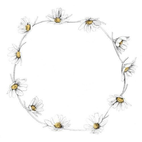 Daisy Chain Something about this so sweet and simple.