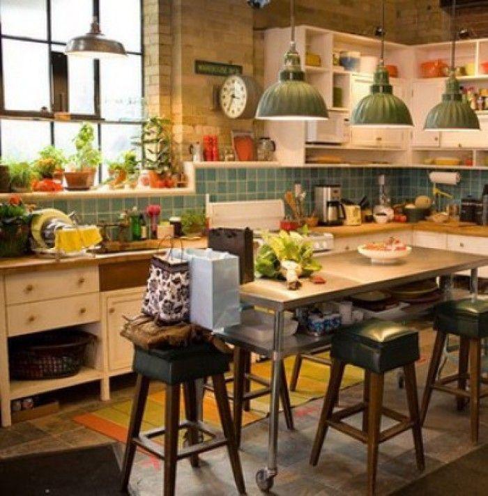 25 beste idee n over gezellige keuken op pinterest boheemse keuken gezellig huis en gezellig - Gezellige keuken ...