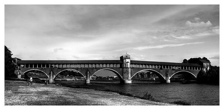 ponte vecchio - pavia, Pavia